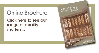 Order a Luxury Shutters Brochure - Altrincham