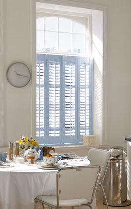 Cafe Style luxury shutters